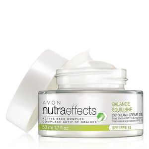 Avon nutraeffects balance face creme